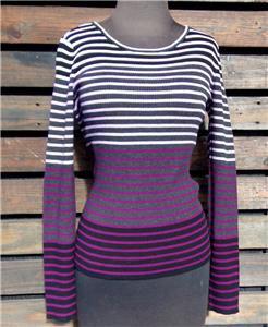 Womens Small Sweater NEW NWT Jones New York Small Shirt Original Price $79.00