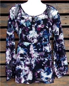 Womens Small Blouse NEW NWT Vintage America Small Shirt Original Price $69.50