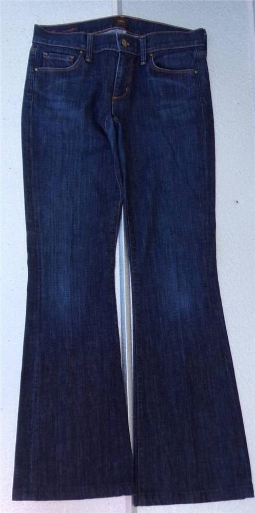 Size 27 Citizens of Humanity Jeans Womens Excellent Condition Low Stretch
