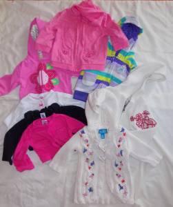 Infant Size 6 Months PJs Jackets Sweaters 6-9 Months 15 Pieces Ex Condition ~~~~
