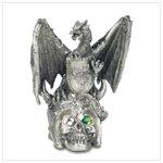 37946 dragon on skull