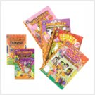 38484 Halloween activity book set