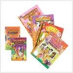 38484 Halloween activity book set
