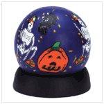 34840 fimo Halloween design led lamp