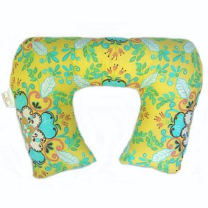 SunDrop - Luxury Lounge Wrap(tm) Mommys Little Helper Womens Neck Pillow for Travel or Bed