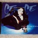 Ce Ce Peniston - Thought 'Ya Knew CD 14trks