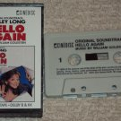 Hello Again Original Motion Picture Soundtrack Cassette Shelley Long, William Goldstein