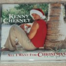 Kenny Chesney - All I Want For Christmas CD 11trks