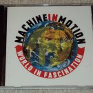 Machine In Motion - World In Fascination(5 versions) CD SINGLE