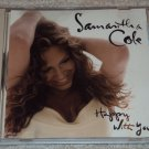 Samantha Cole - Happy With You/Shadow Of Love CD Single