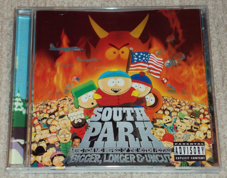 south park bigger longer amp uncut soundtrack cd 20trks
