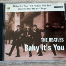 The Beatles - Baby It's You 4trk EP CD MONO