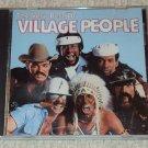 The Very Best Of Village People CD YMCA, In The Navy, Macho Man...