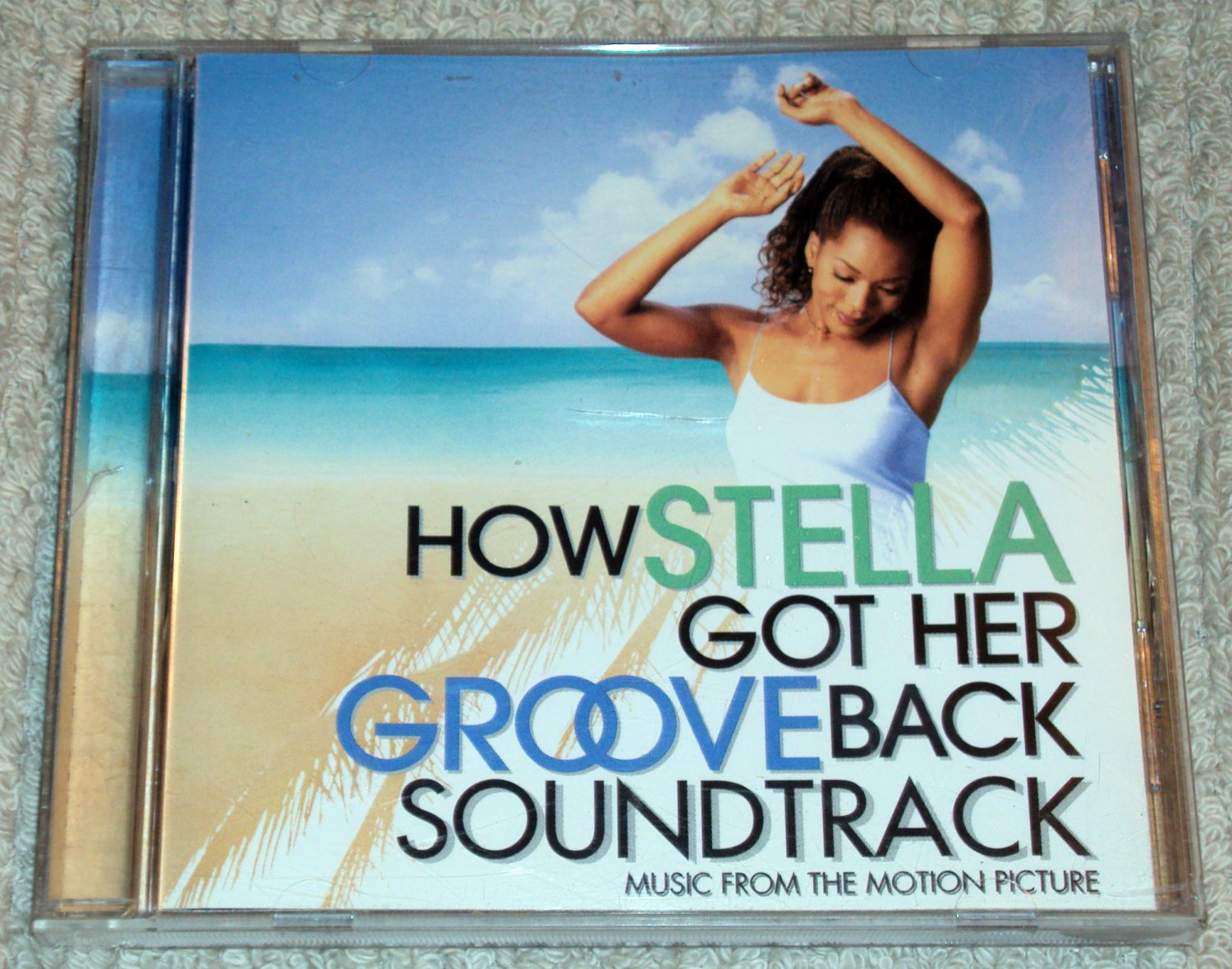 how stella got her groove back author