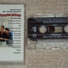 Threesome Soundtrack Cassette U2, Tears  For Fears, Duran Duran