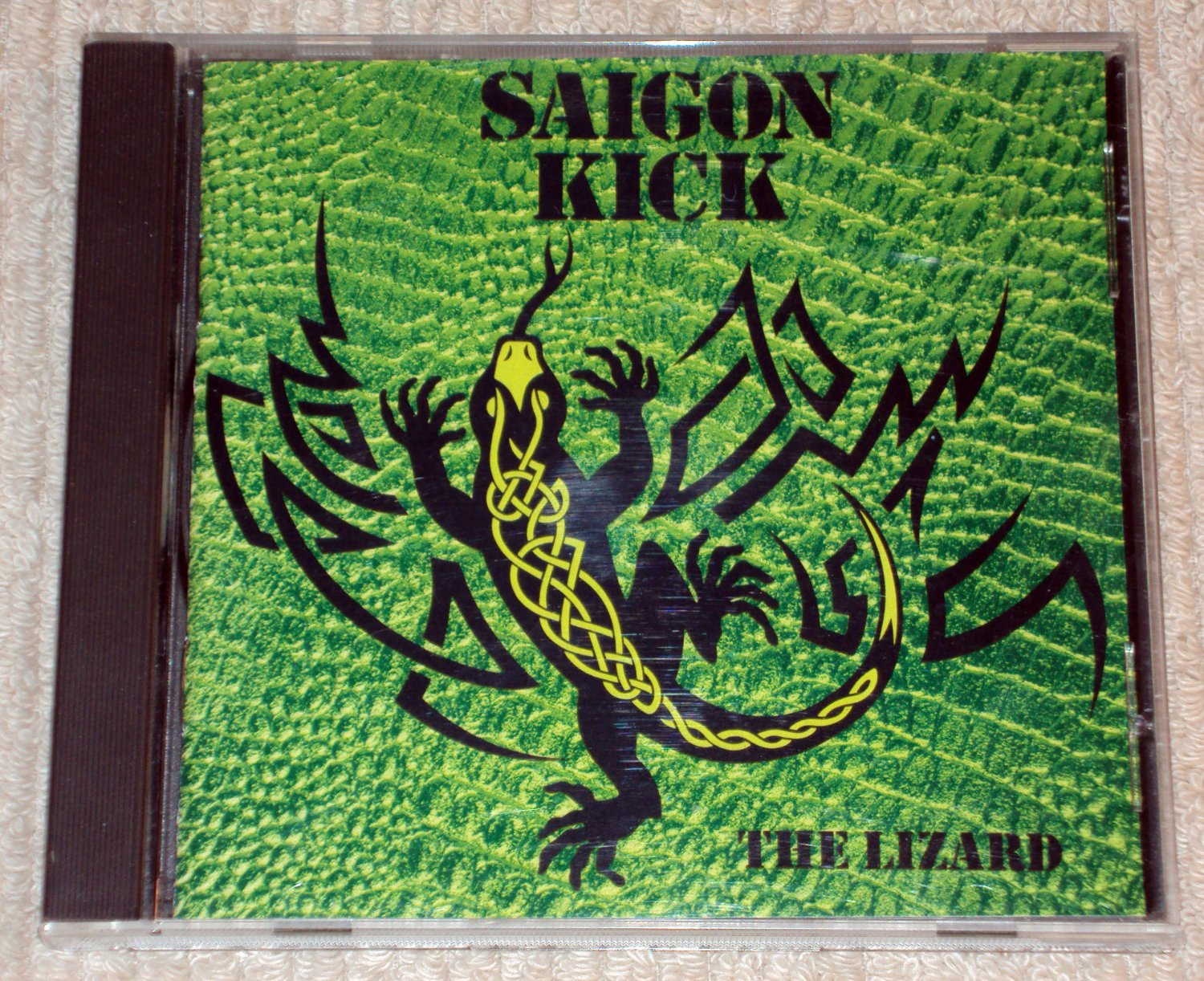 Saigon Kick - The Lizard CD 1992