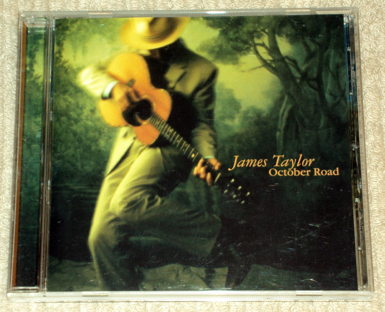 James Taylor October Road Cd