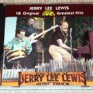 Jerry Lee Lewis – Original Sun Greatest Hits (CD, 18 Tracks)