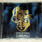 The Allman Brothers Band – A Decade Of Hits 1969-1979 (CD, 16 Tracks)