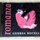 Andrea Mocelli – Romanza (CD, 15 Tracks)