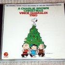 Vince Guaraldi Trio – A Charlie Brown Christmas (CD, 12 Tracks)