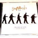 Genesis – Live: The Way We Walk, Volume 1 The Shorts (CD, 11 Tracks)