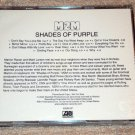 M2M – Shades Of Purple (USA Promo CD, 13 Tracks)