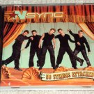 Nsync – No Strings Attached (CD)