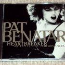 Pat Benatar - Heartbreaker 16 Classic Performances (CD) We Live For Love, We Belong...