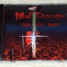 Pitbull Daycare – Six Six Sex (CD, 13trks) German Import NEW SEALED