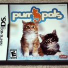 Nintendo DS Game - Purr Pals