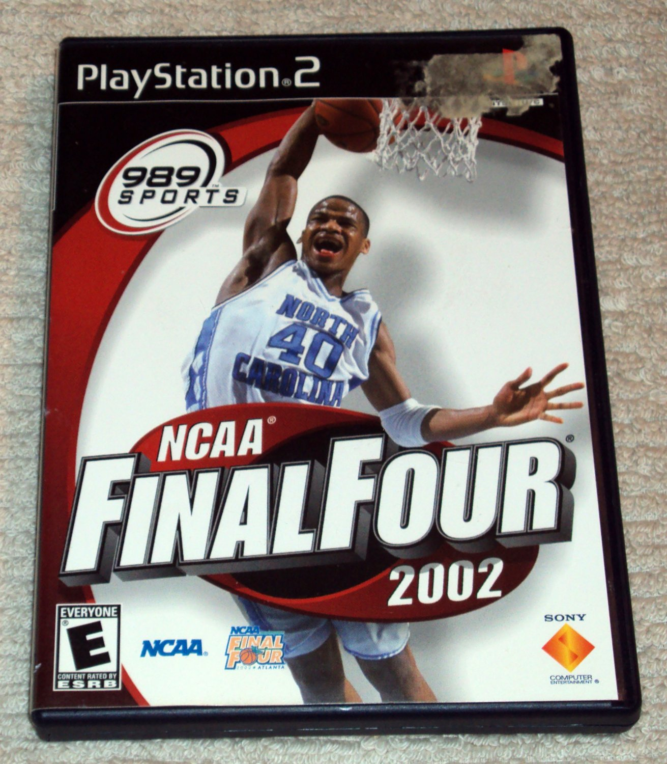 NCAA Final Four 2002 PS2, PlayStation 2