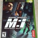Mission Impossible M:I Operation Surma (Microsoft Xbox, 2003)