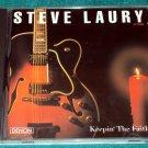 Steve Laury – Keepin' The Faith (CD, 9 Tracks)