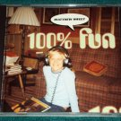 Matthew Sweet – 100% Fun (CD, 12 Tracks)