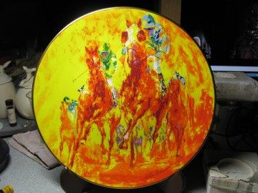 """Winning Colors"" by Leroy Neiman"