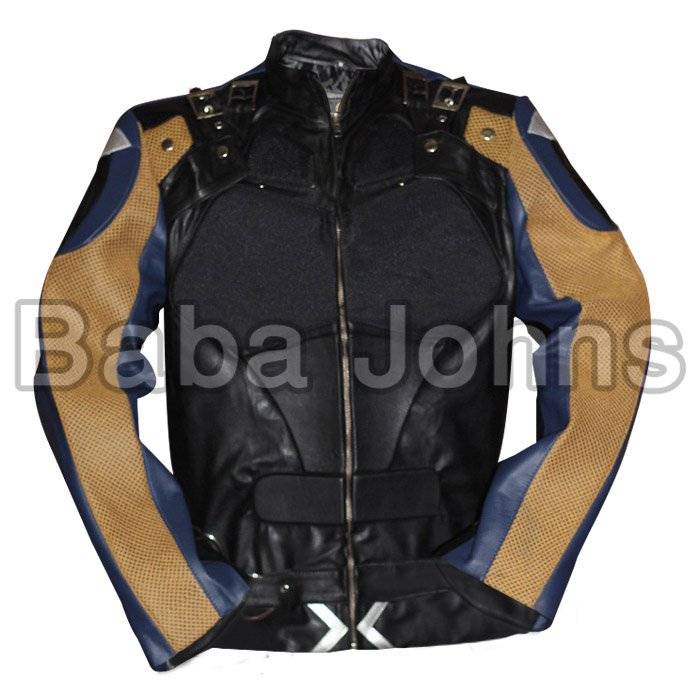 X-Men Days of Future Past Wolverine X2 Cosplay Suit Leather Costume NEW STYLE