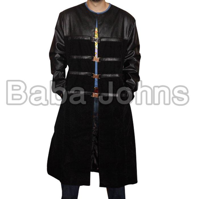 Farscape Peacekeeper John Crichton Trench Costume Jacket - Coat