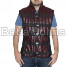 FARSCAPE BEN BROWDER STYLISH LEATHER VEST FOR SALE