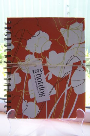 Orange Notebook