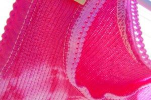 Radiant Pink Baby Singlet