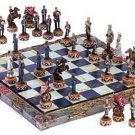 3473600: SALE: Civil War Chess Set