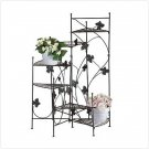 3476400: Metal Staircase Plant Stand