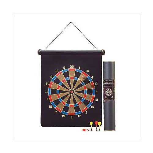 3660700: Magnetic Dartboard-Great For Den, Dorm, Gameroom, Office & Work Breakroom