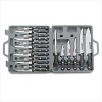 3642700: Gourmet Traditions Knife Set - 19 pc. Set