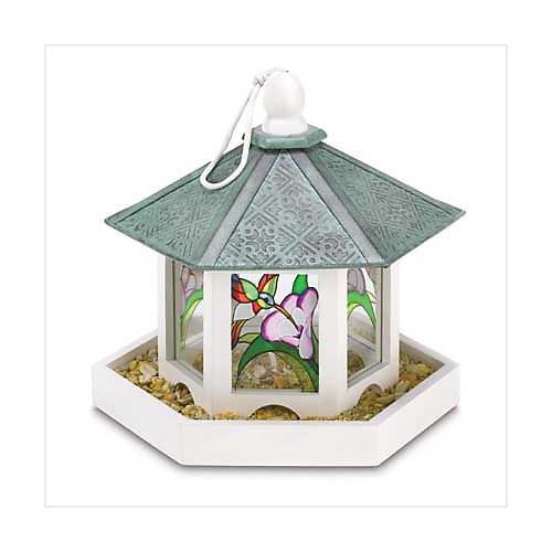 3852600: Garden Gazebo Birdfeeder - Home and Garden Decor