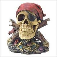 3927000: Grinning Pirate Skull