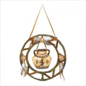 3914900: Dreamcatcher Wall Decor