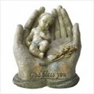 3907300: Lords Blessing Figurine - Religious Decor