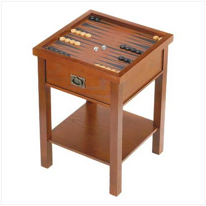 3992200: Cherry Finish Wooden 6 in 1 Game Table-Great for the Game Playing Enthusiast